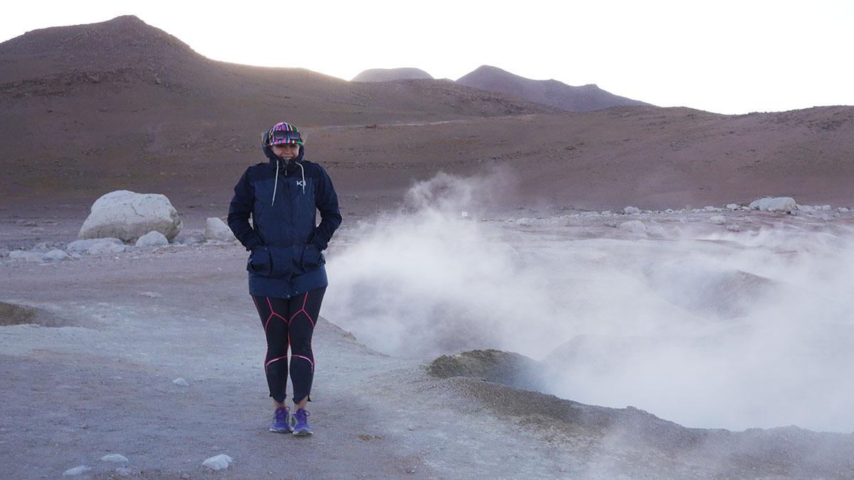 Bolivia: Varme kilder, men kaldt vær.