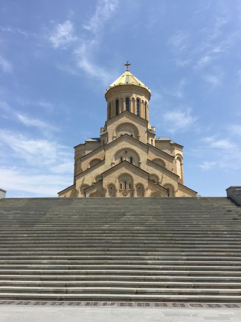 Tsminda Sameba-katedralen